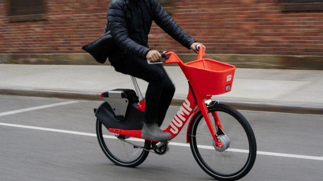 Uber otonom scooter ve bisiklet üzerinde çalışıyor! - SDN-1
