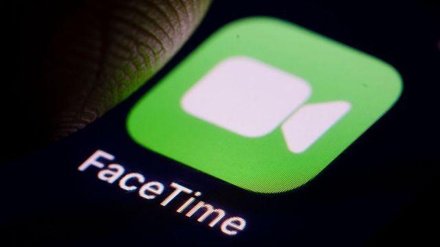 Apple Facetime hatası