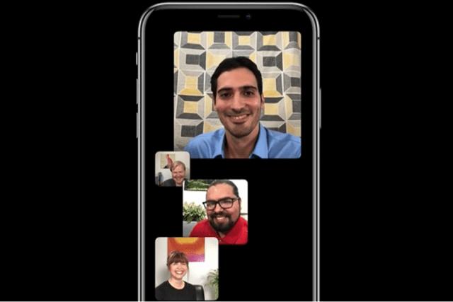 Apple Facecetime hatası