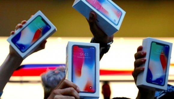 iPhone satışları / Apple 4. çeyrek rakamları