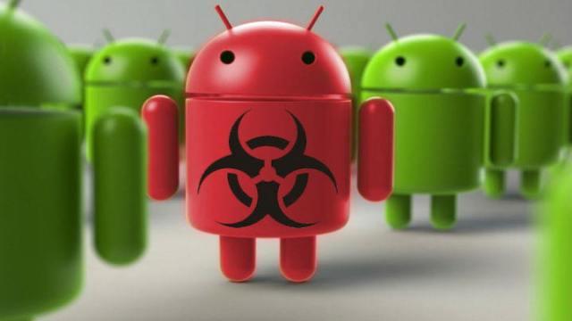 android zararlı uygulama