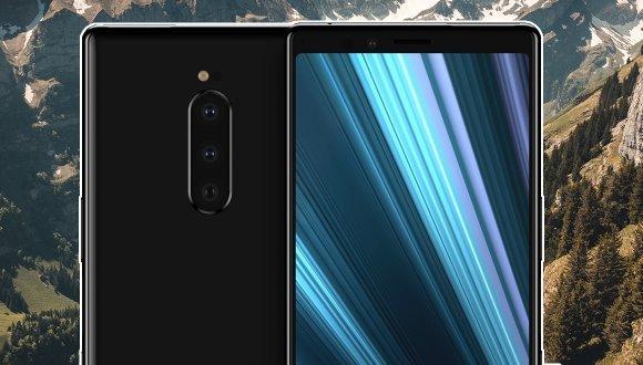 Sony Xperia XZ4 tanıtım videosu