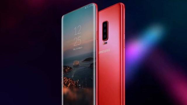 Samsung Galaxy A90, A40 ve A20e resmi sitede yayınlandı! SDN-1