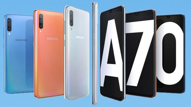 Galaxy A70 özellikleri ile neler sunuyor?