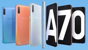 Samsung Galaxy A70 özellikleri ve fiyatı!
