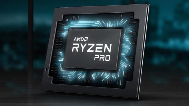 Laptoplar için AMD Ryzen Pro işlemciler tanıtıldı!
