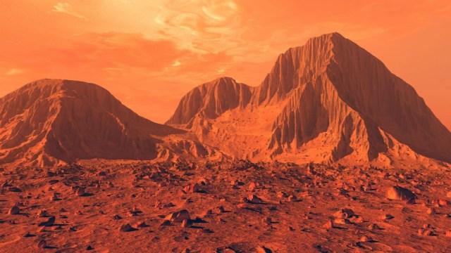 "NASA announced: ""There was an earthquake on Mars"""