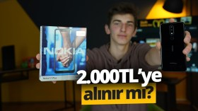 2.000 TL'ye alınır mı? – Nokia 5.1 Plus inceleme!