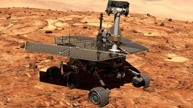 Life on Mars is in danger!  Here's why