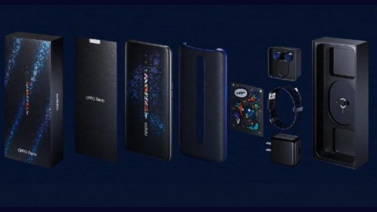 Oppo Reno iki farklı renk seçeneği daha sunacak! - ShiftDelete.Net