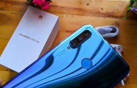 Huawei P30 lite Türkiye'de satışa çıkıyor