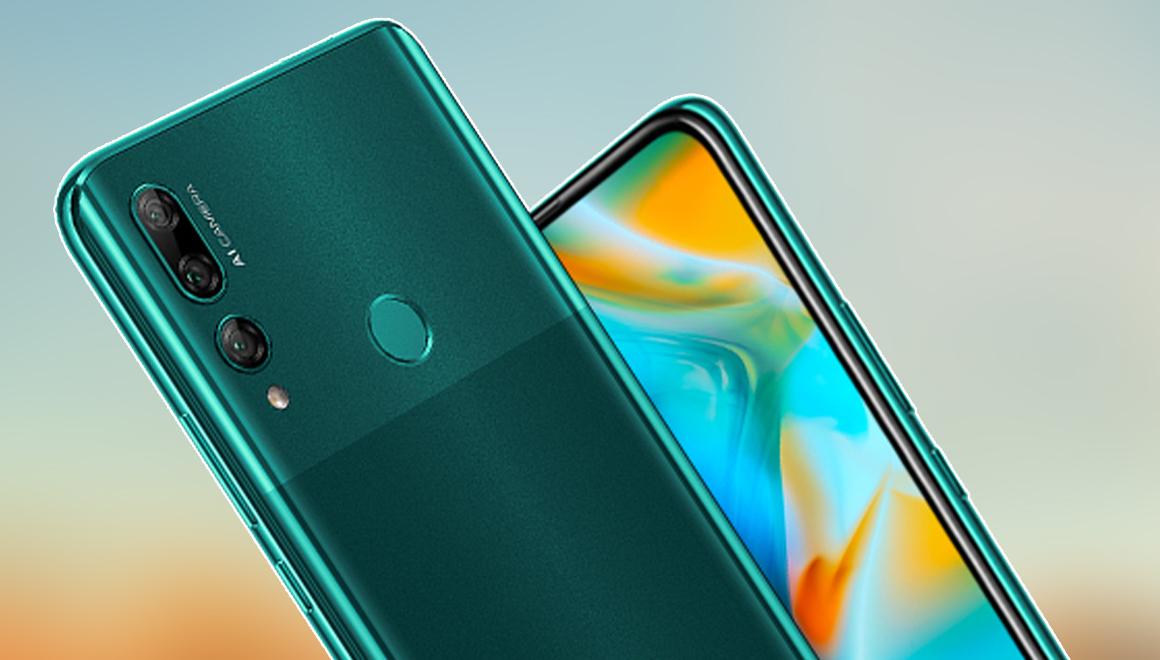 Huawei Y9 Prime 2019 Android 10 güncellemesi çıktı - ShiftDelete.Net