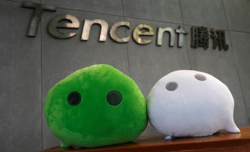 Huawei ve Tencent