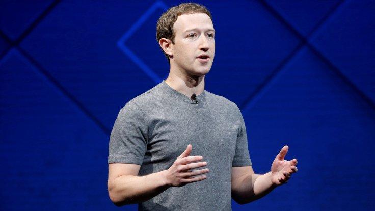 mark zuckerberg yönetim