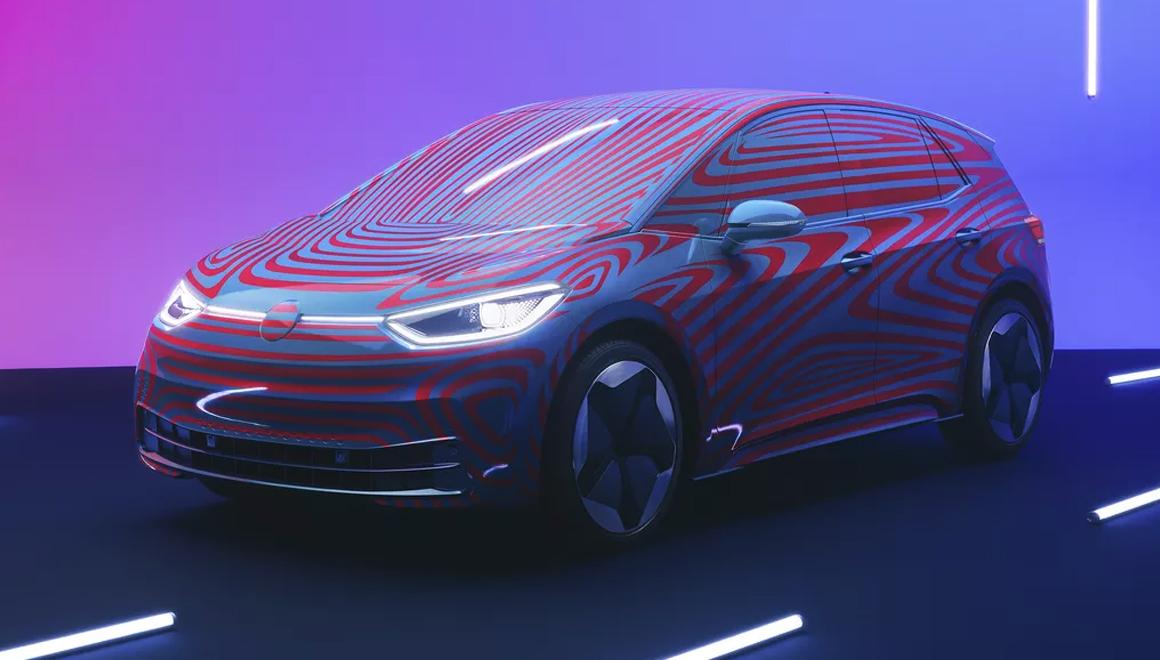 Volkswagen ID.3 ön sipariş süreci başladı!