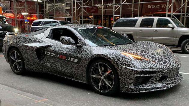 2020 Chevrolet Corvette yazılım koruması chip tuning 2