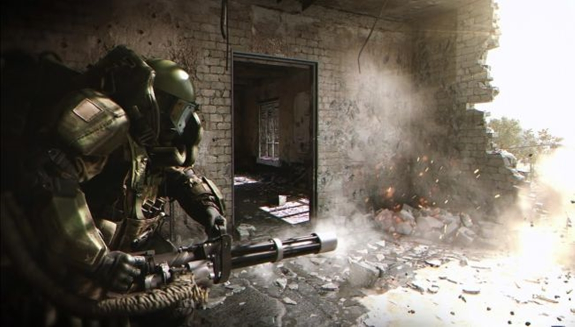 Call of Duty Spec Ops modu