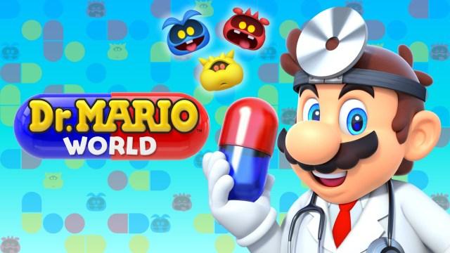 Dr. Mario World , Android ve iOS'a geliyor Dr. Mario World çıkış tarihi