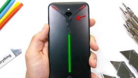 Fanlı telefon Red Magic 3 dayanıklılık testinde!