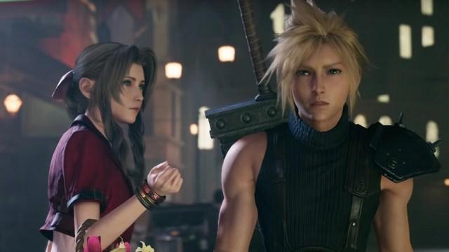 Final Fantasy 7 Remake için sevindirici haber geldi!