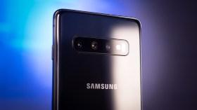 Galaxy S10 kamera güncellemesi ile daha marifetli!