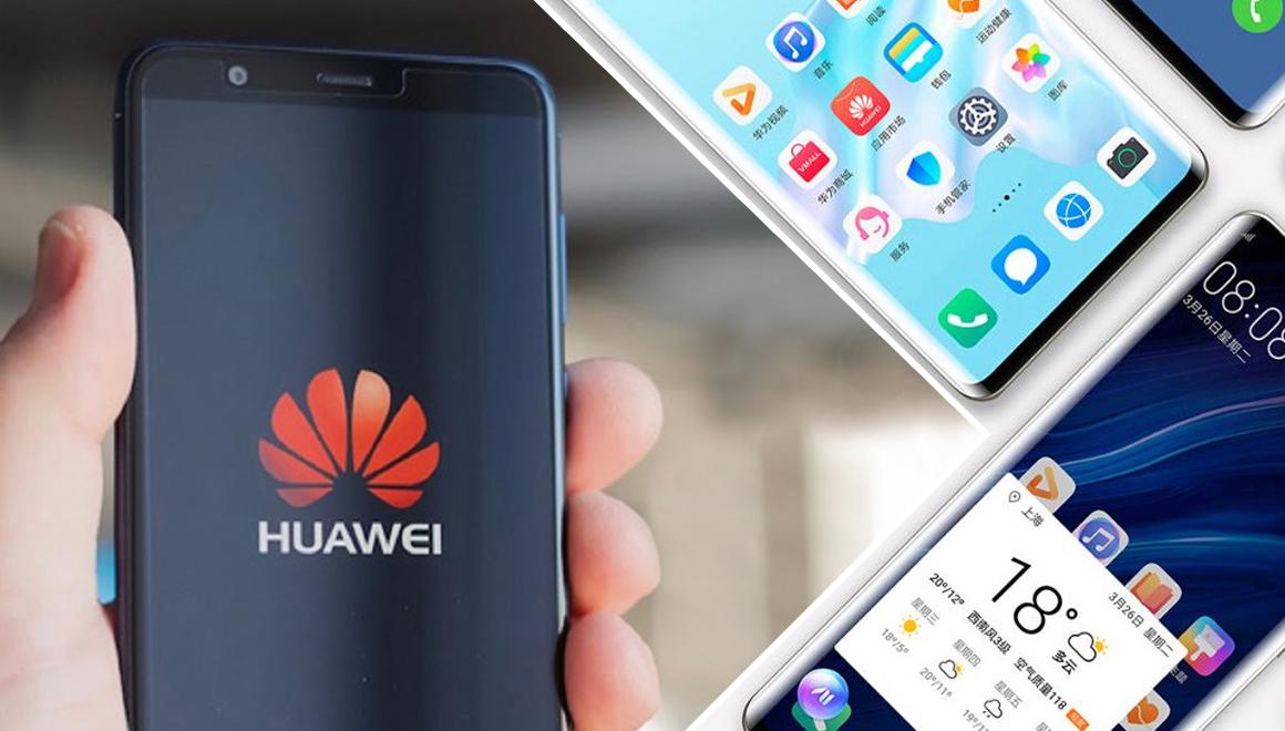 HongMeng yüklü Huawei telefonlar için tarih verildi!