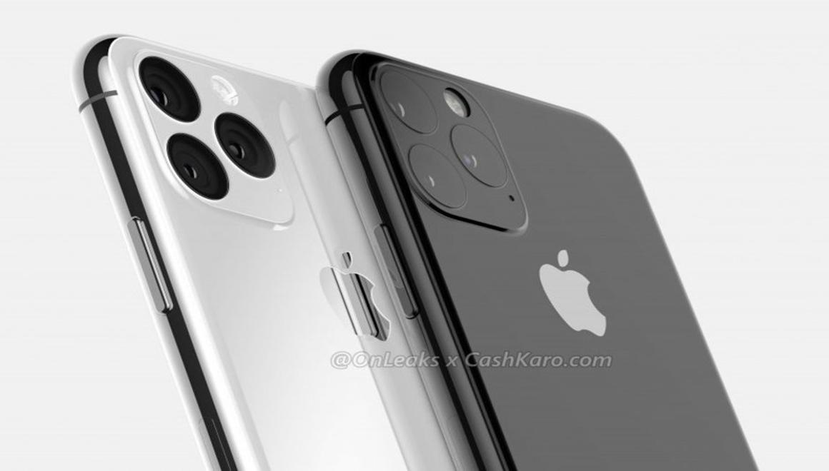 iPhone XI gece modu