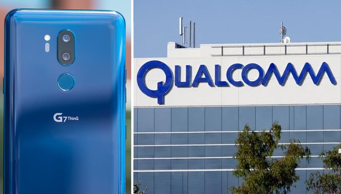 LG Qualcomm ile savaşa devam ediyor!