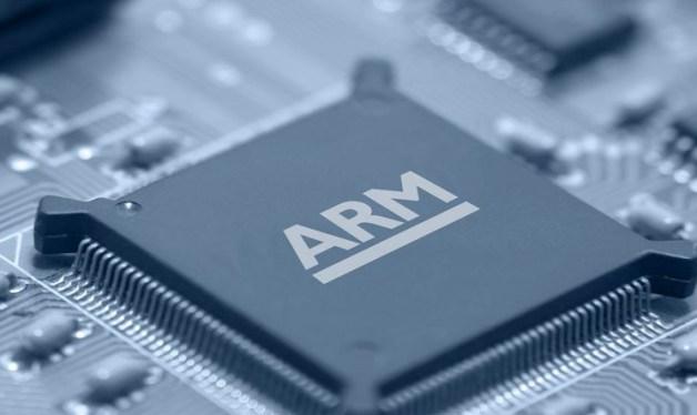 mobil işlemci piyasası, Qualcomm, ARM