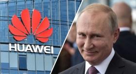 Rusya Devlet Başkanı Putin'den Huawei açıklaması!