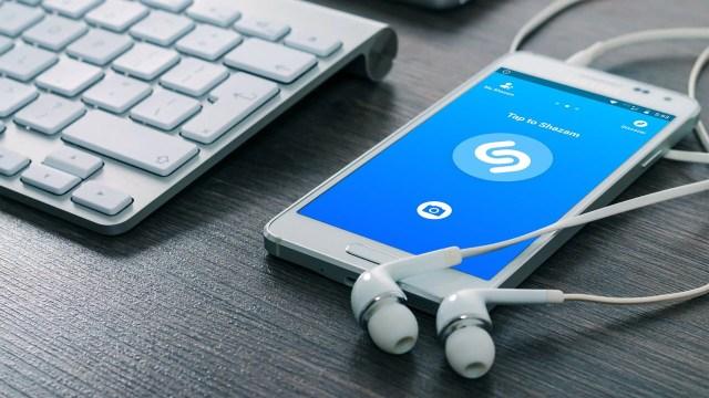 Shazam Android için yeni özellik