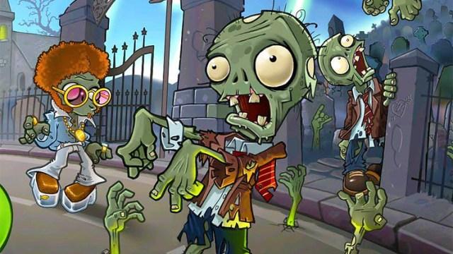EA Plants vs Zombies 3
