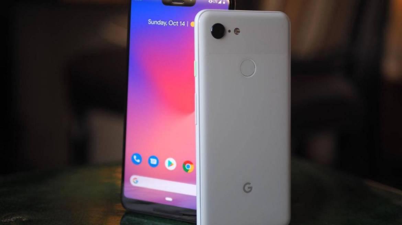 Google Pixel telefonları