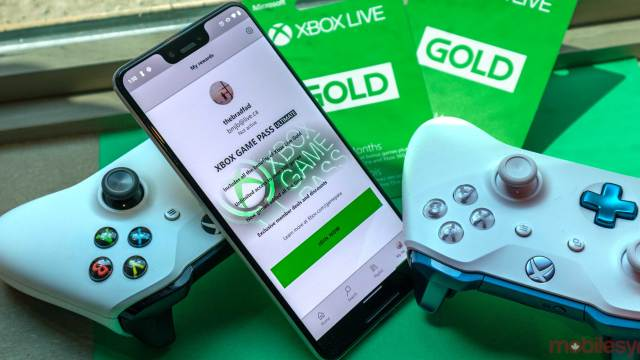Microsoft Xbox Game Pass 2