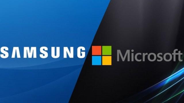 Samsung Unpacked Microsoft