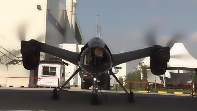 Türkiye'nin insansız hava aracı Akıncı uçmaya hazır!