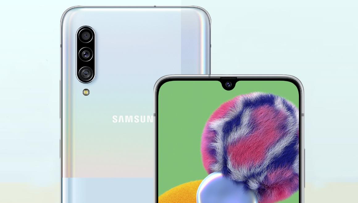Galaxy A90 5G tanıtıldı! Galaxy A90 5G özellikleri - ShiftDelete.Net