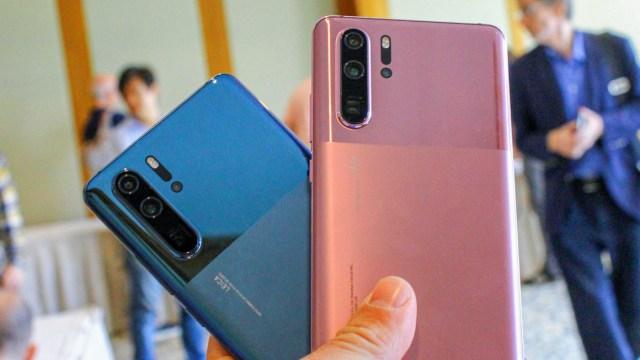 Huawei P30 Pro yeni renk seçenekleri ile karşınızda