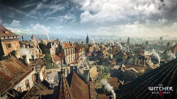 The Witcher serisi Steam