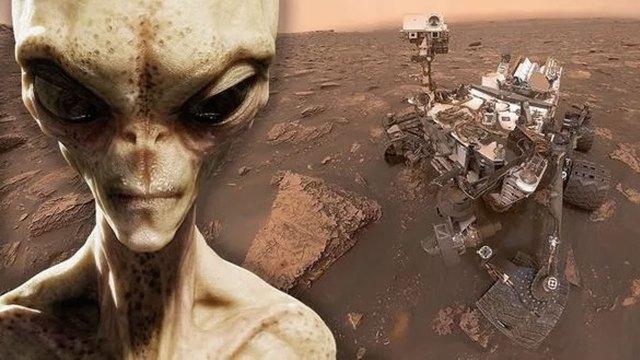 Mars'ta yaşam bulundu iddiası