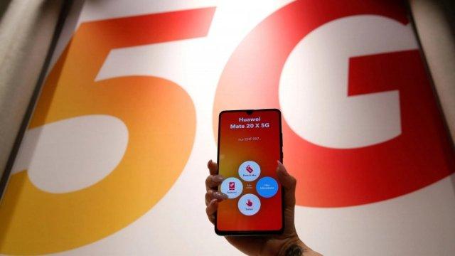 Huawei, 5G teknolojisinde büyük başarı yakaladı