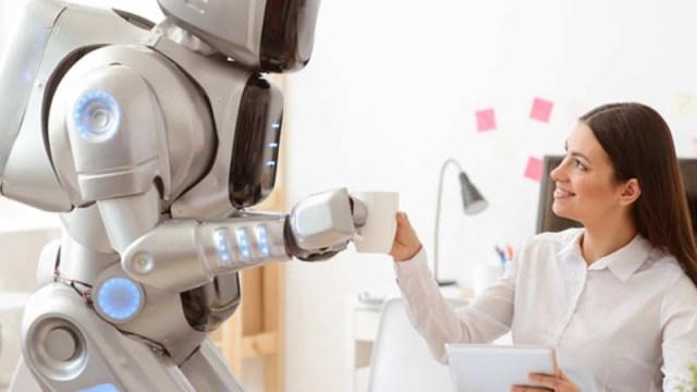 sosyal robotlar