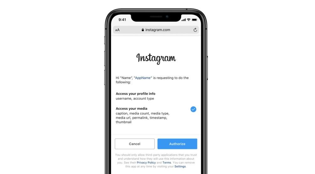 Instagram hesapları artık daha güvenli