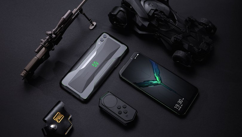 oyun telefonu, xiaomi oyun telefonu, 120Hz ekran
