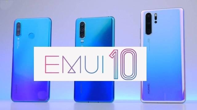 EMUI 10 alacak telefonlar