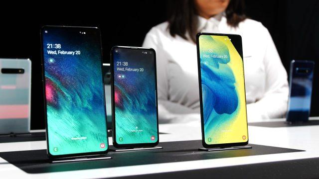 Galaxy S10 Lite tasarımı ile iki modeli birleştirecek