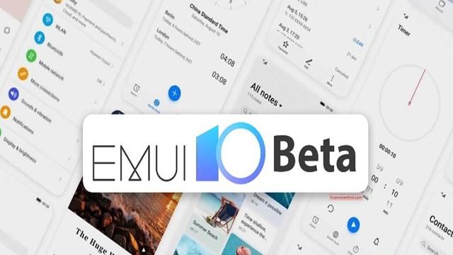 EMUI 10 beta güncellemesi