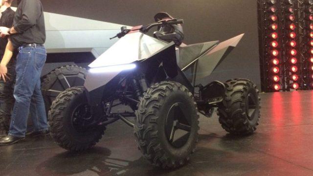 Cyberquad ATV