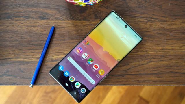 Galaxy Note 10 Lite özellikleri