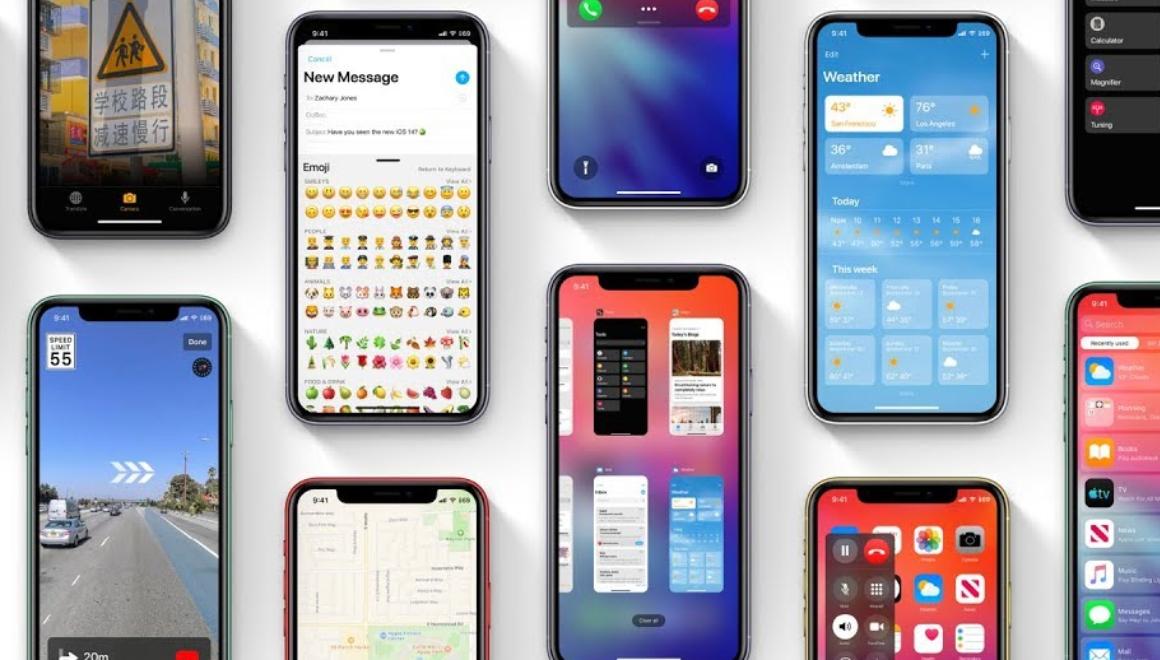 iOS 14 güncellemesi alacak iPhone modelleri